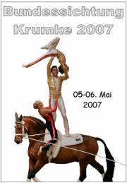 Bundessichtung in Krumke 2007