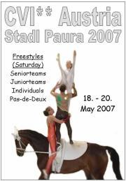 CVI** Austria Stadl Paura 2007 - Paket 2 (Kür Samstag)