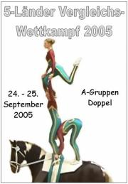 5-Länder Vergleichswettkampf Freudenberg 2005