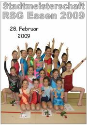 RSG Stadtmeisterschaft Essen 2009