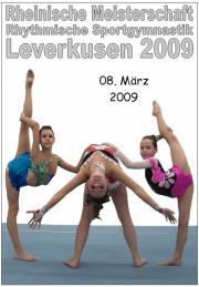 Rheinische Meisterschaft RSG Leverkusen 2009