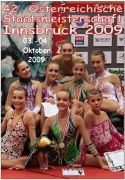 42. Österreichische Staatsmeisterschaft 2009