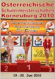 Österreichische Schülermeisterschaft Korneuburg 2010