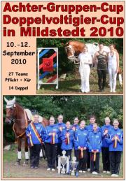Achter-Teams-Cup + Doppelvoltigier-Cup Mildstedt 2010