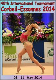 40. International Tournament Corbeil-Essonnes 2014