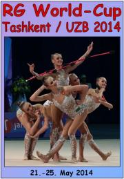 Happy Caravan + World-Cup Tashkent 2014