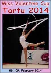 RG Miss Valentine Cup Tartu 2014