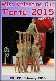 AGG Miss Valentine Cup Tartu 2015
