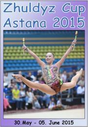 Zhuldyz Cup Astana 2015