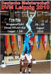 Deutsche Meisterschaft Leipzig 2010 - Freitag
