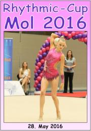International Rhythmic Cup Mol 2016