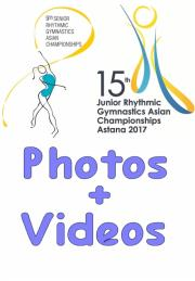 Asian Championships Junior+Senior Astana 2017 - Photos+Videos