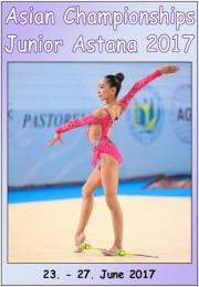 Asian Junior Championships Astana 2017 - HD