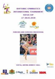 Sofia Cup 2018 - Photos+Videos