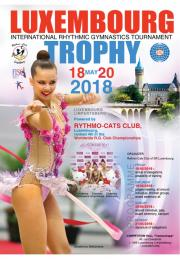 Luxembourg Trophy 2018 - Photos+Videos