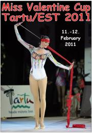 Miss Valentine Cup Tartu 2011