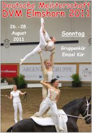 Deutsche Meisterschaft Voltigieren Elmshorn 2011