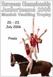 European Junior Championships München 2006