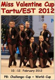 Miss Valentine Cup Tartu 2012