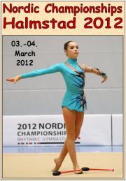 Nordic Championships Halmstad 2012