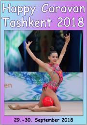 RG Happy Caravan Tashkent 2018 - HD