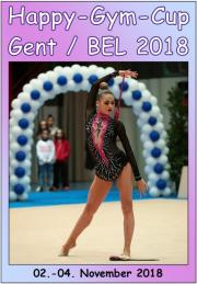 Happy-Gym-Cup Gent 2018 - HD