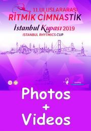 Istanbul Rhythmic Cup 2019 - Photos+Videos