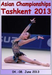 Asian Championships Tashkent 2013