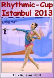 Rhythmic Cup Istanbul 2013