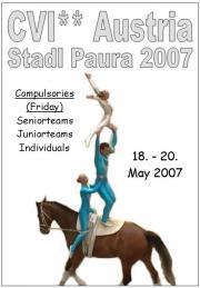 CVI** Austria Stadl Paura 2007 - Paket 1 (Pflicht)