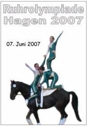 Ruhrolympiade Hagen 2007
