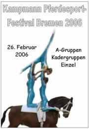 Kampmann Pferdesportfestival Bremen 2006