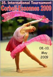 35. International Tournament Corbeil-Essonnes 2009