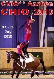 CVIO** Aachen CHIO 2010