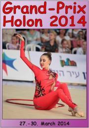 Grand-Prix Holon / ISR 2014