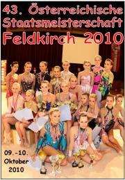 43. Österreichische Staatsmeisterschaft 2010