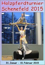 Holzpferdturnier Schenefeld 2015
