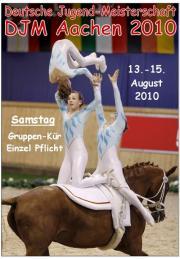 Deutsche Jugendmeisterschaft Aachen 2010 - Samstag