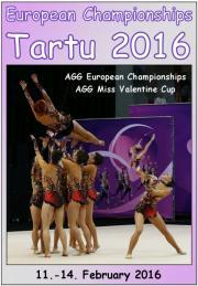 AGG European Championships Tartu 2016