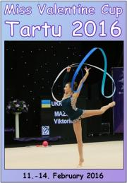 RG Miss Valentine Cup Tartu 2016