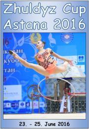 Zhuldyz Cup Astana 2016