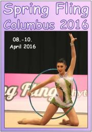 Spring Fling Invitational Columbus 2016