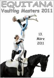 EQUITANA Vaulting Masters 2011