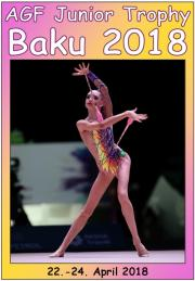 AGF Junior Trophy Baku 2018 - HD