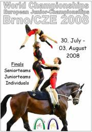 World+European Championships Brno 2008