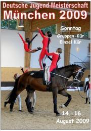Deutsche Jugend-Meisterschaft München 2009