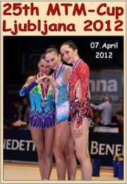 25th MTM-Cup Ljubljana 2012