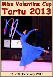 Miss Valentine Cup Tartu 2013