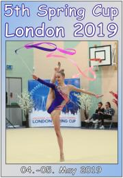 Spring-Cup London 2019 - VideoDVD