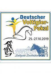 Deutscher Voltigierpokal Zweibrücken 2019 - Photos+Videos